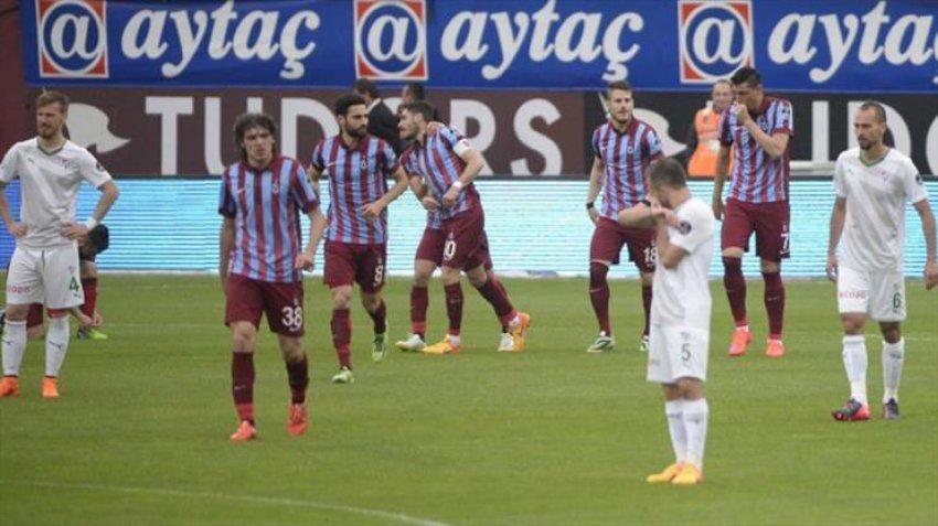 Trabzonspor 1 - 0 Bursaspor
