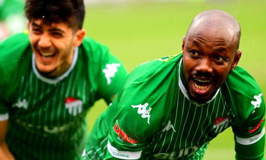 Osmanlıspor 2-4 Bursaspor