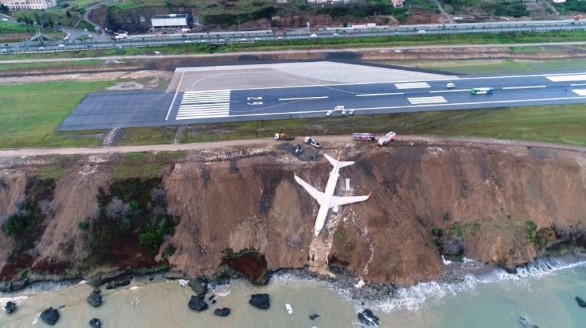 Trabzon Havalimanı 24 saat ulaşıma kapatılacak