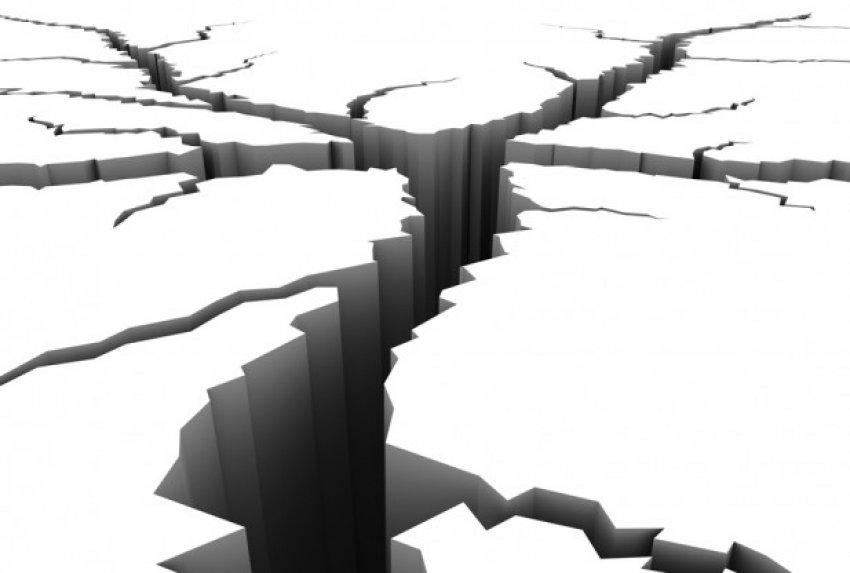 Deprem hareketliliği dikkat çekici