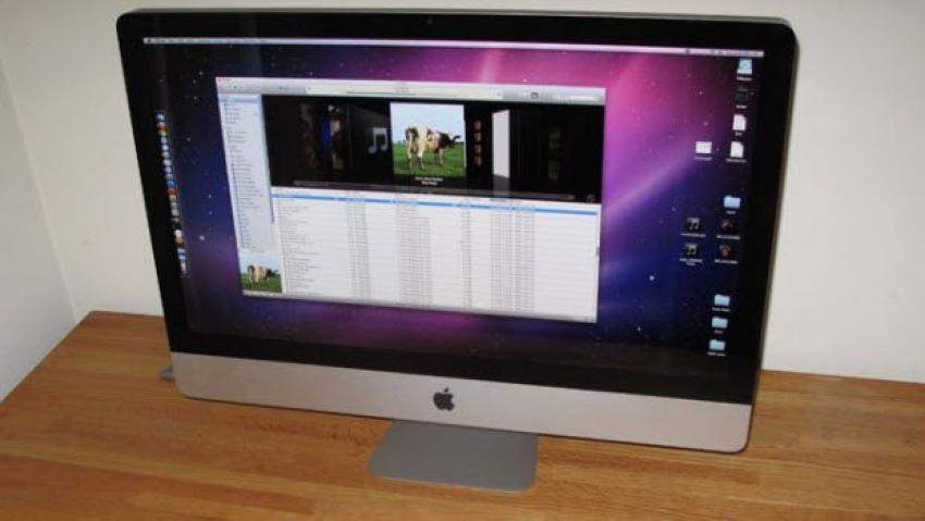 Apple, hatalı olan 27 inç iMac'leri geri topluyor