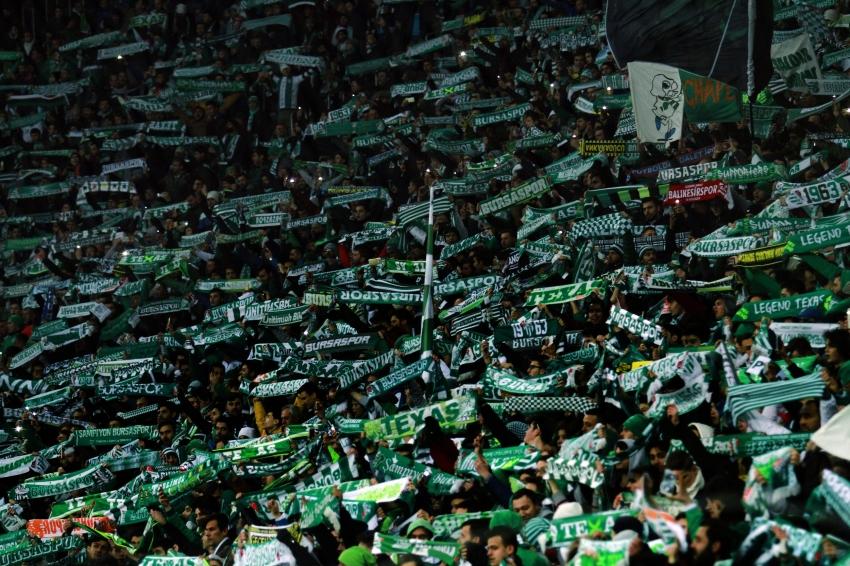 Bursaspor'dan bilet açıklaması