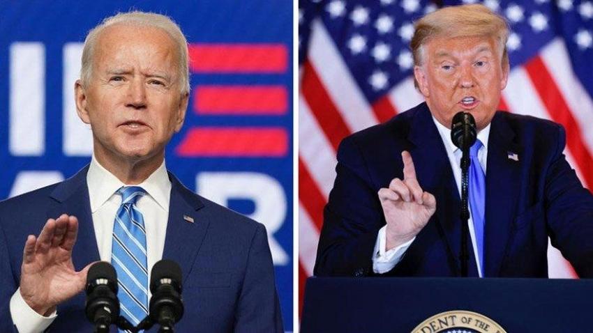 ABD'de başkanlık seçimlerinde oy sayma işlemi devem ediyor