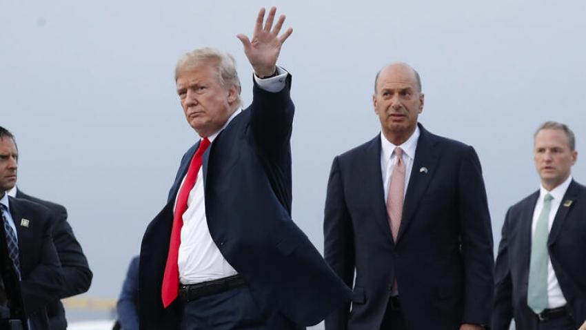 Trump'a azil soruşturmasında ikinci muhbir.