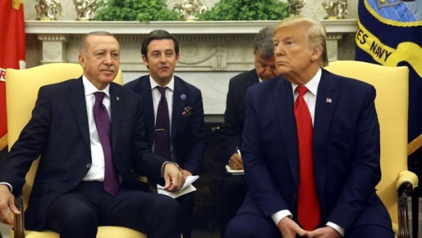 Trump'tan kritik Türkiye itirafı!