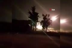 TSK'nın rejim hedeflerini vurduğu anlar paylaşıldı