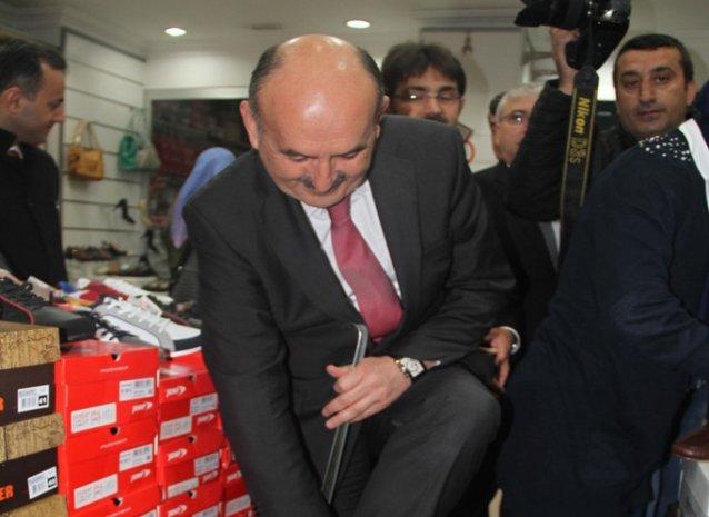Müezzinoğlu Bursa'da indirim yerine zam istedi