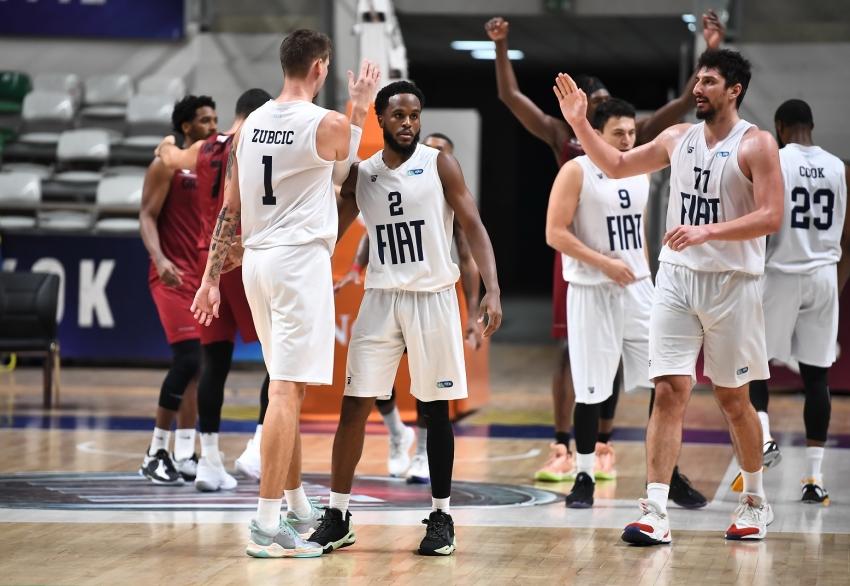 21. Cevat Soydaş Basketbol Turnuvası'nda birinci gün
