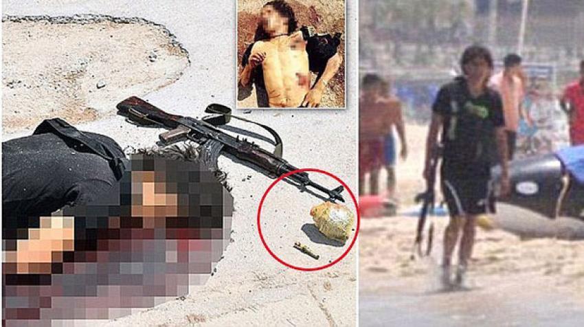 Tunus katliamından ilginç detay