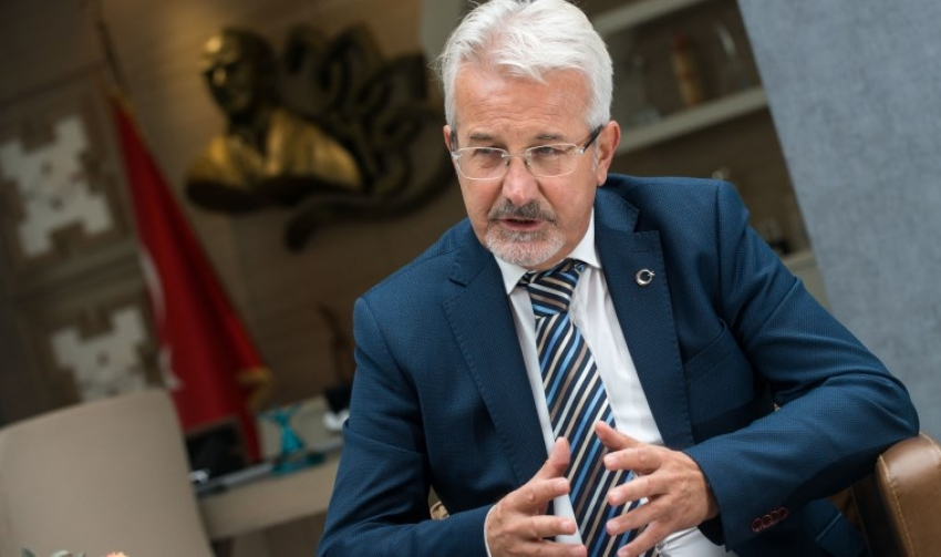 Turgay Erdem yönetim ve planlama uygulamalarını anlattı