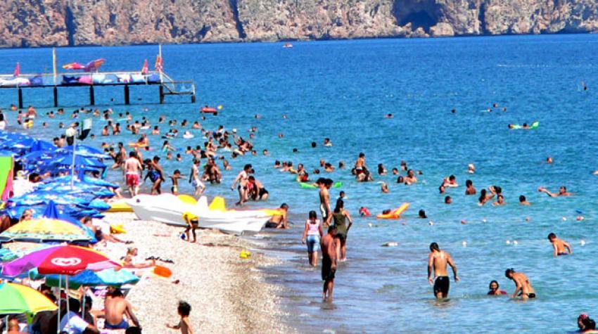 Antalya'ya bayramda turist yağacak
