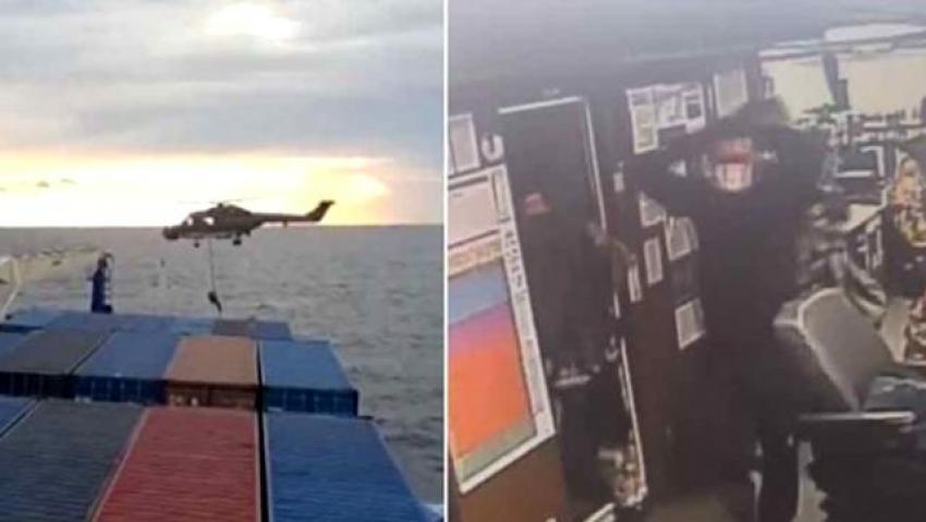Türkiye savaş gemilerini sahaya indiriyor!