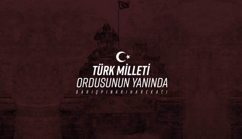 Bursaspor'dan TSK paylaşımı!