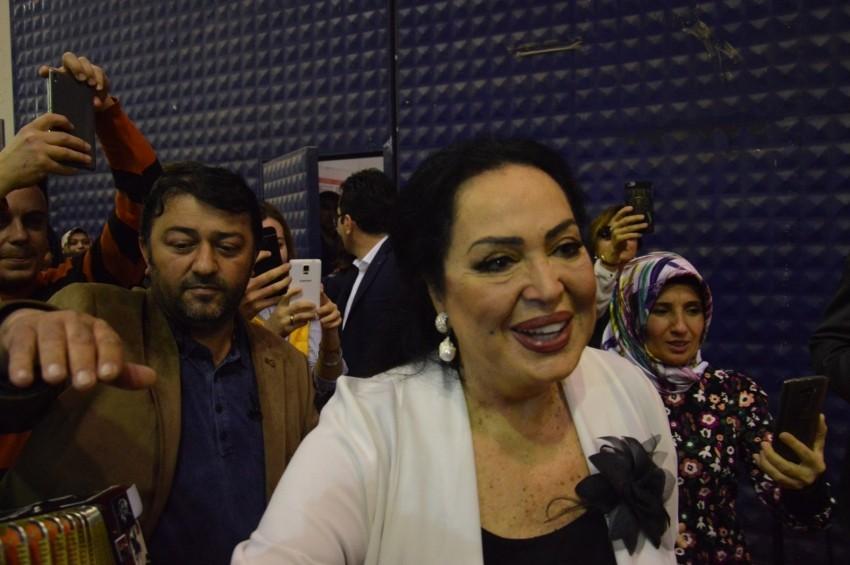 Türkan Şoray, Bursalılarla buluştu