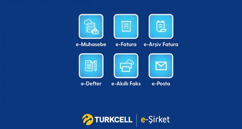 Turkcell'den e-şirket hamlesi