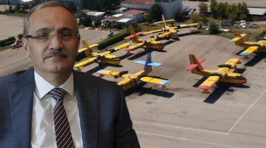 Türkiye alevler içinde kalırken kendisine ulaşılamayan THK Başkanı Aşçı: Düğüne gitmek durumunda kaldım