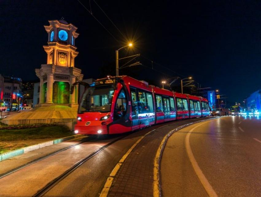 Polonya'nın tramvayı Bursa'dan