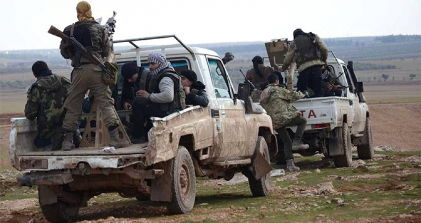 Muhalifler İdlib'in güneyine operasyon başlattı