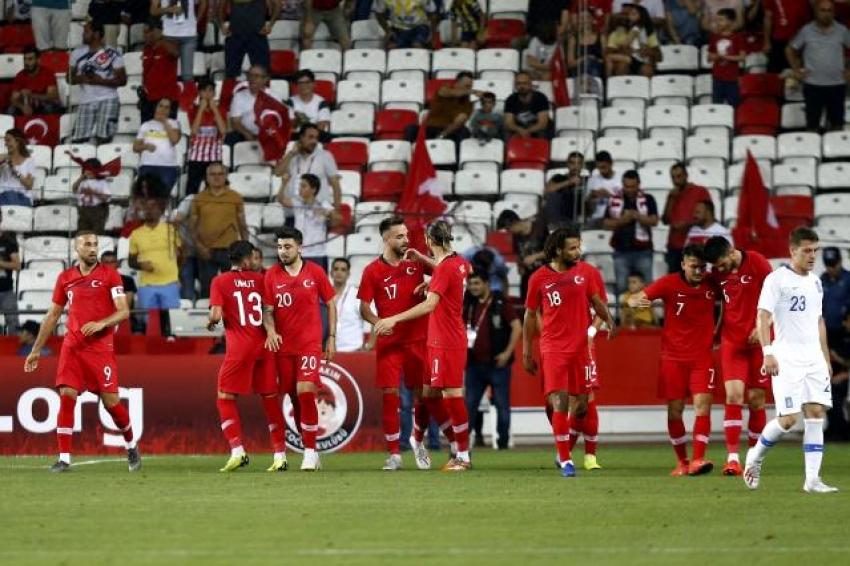 Türkiye, FIFA dünya sıralamasında 32. sıraya yükseldi