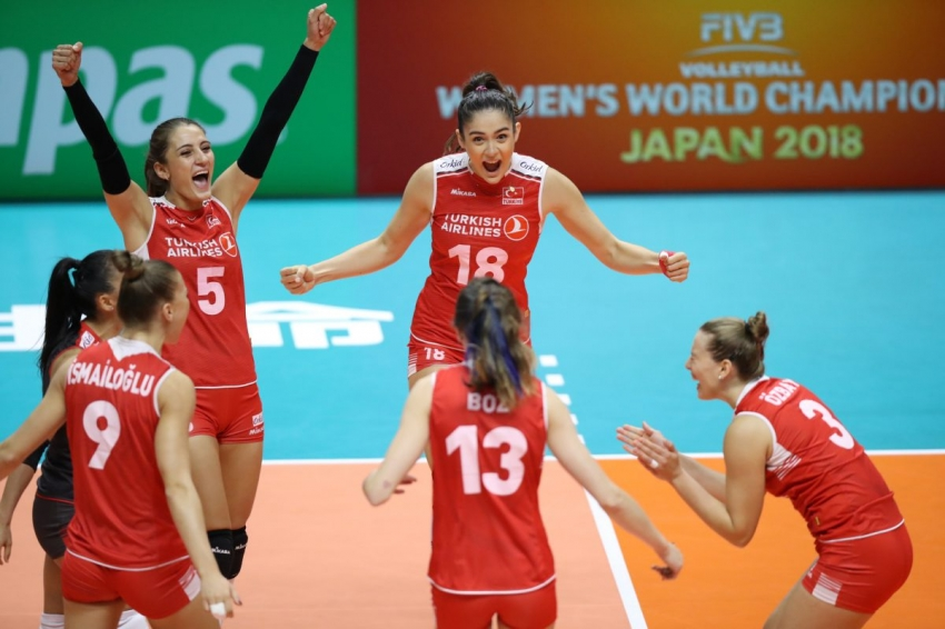 Milli Takımımız, Dünya Şampiyonası'na galibiyetle başladı