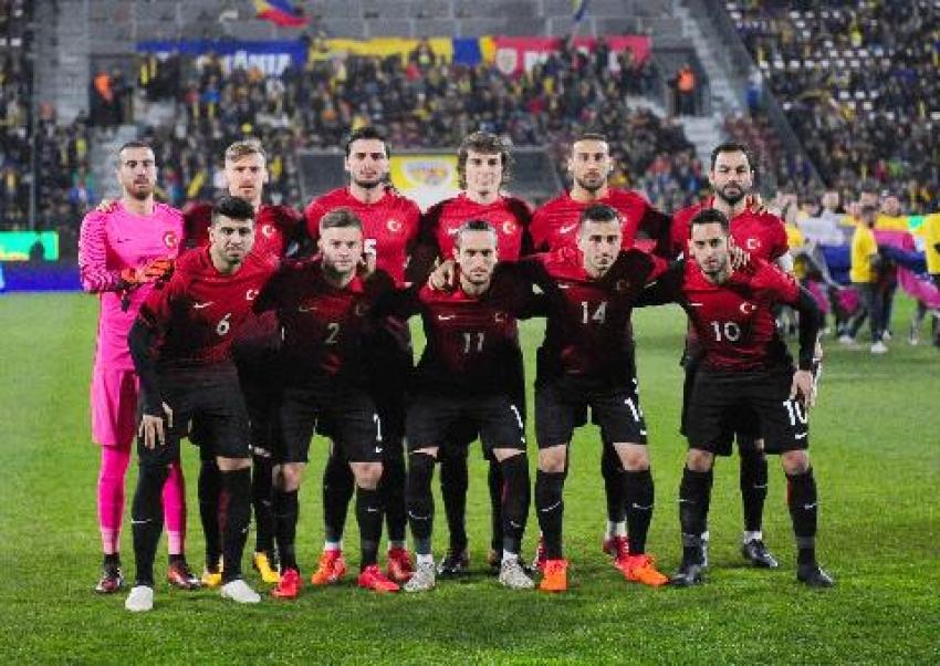 Romanya 2-0 Türkiye