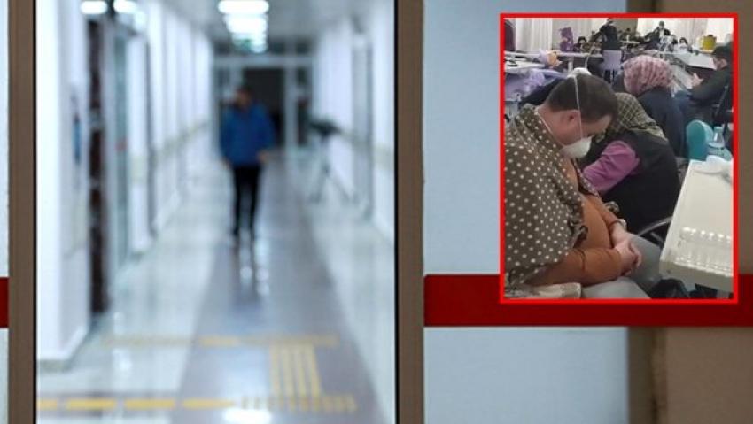 Korkunç iddia: Türkiye'nin koronavirüs hastanesinden görüntüler