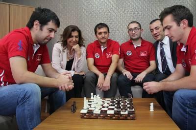 Türkiye Satranç Şampiyonası'na rekor katılım...