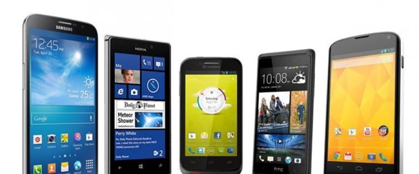 4,7 milyon akıllı telefon satıldı