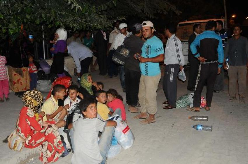 Türkmenler Türkiye'ye sığındı