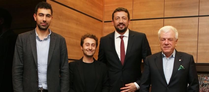 Yönetimden Türkoğlu'na ziyaret