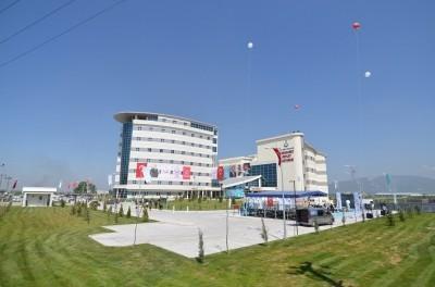 Türk'ten Devlet Hastanesi'ne teşekkür
