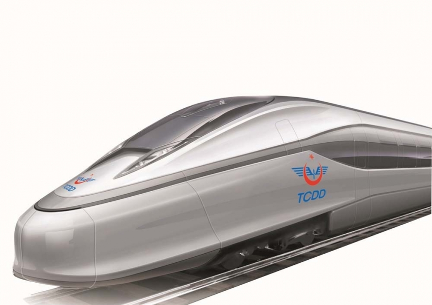 İlk milli hızlı tren üretilecek!