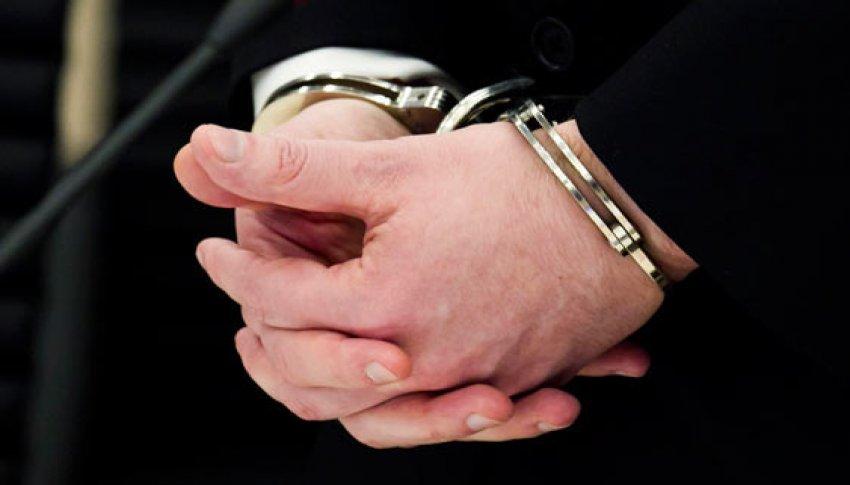 O isim tutuklandı