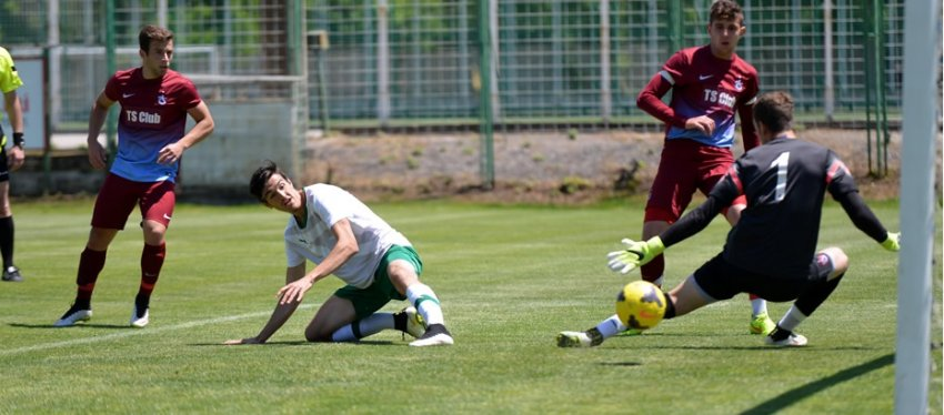 U19 Bursaspor 1-2 Trabzonspor