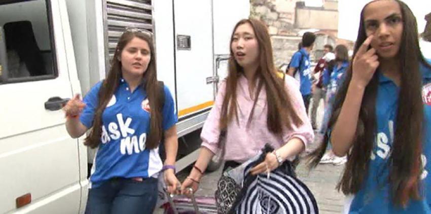 Ülkü ocaklarından Çinli-Koreli açıklaması