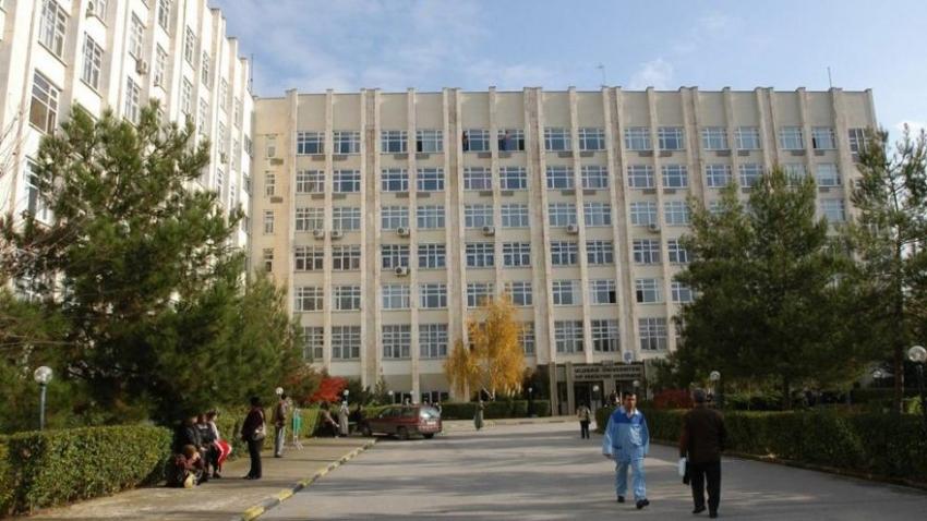 Uludağ Üniversitesi'nde korona tedavisi başladı!