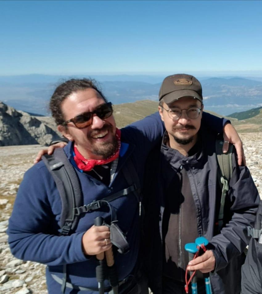 Kayıp dağcılardan yeni haber