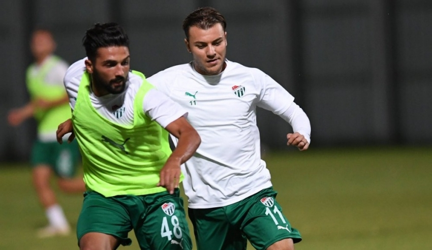 Bursaspor, Cumhuriyet Kupası'na hazırlıyor