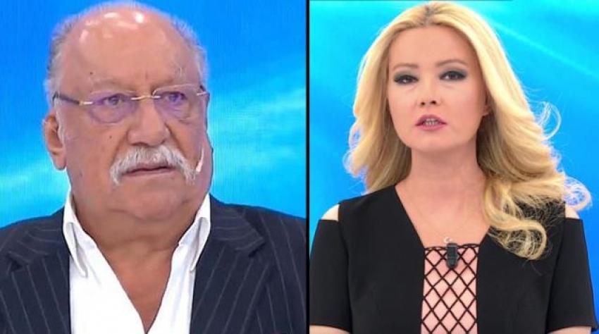 Müge Anlı'nın programında yer alan avukat Rahmi Özkan'ın öldüğü iddiası