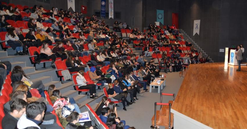 Uludağ Üniversitesi'nde öğrencilerin İK Zirvesi başladı