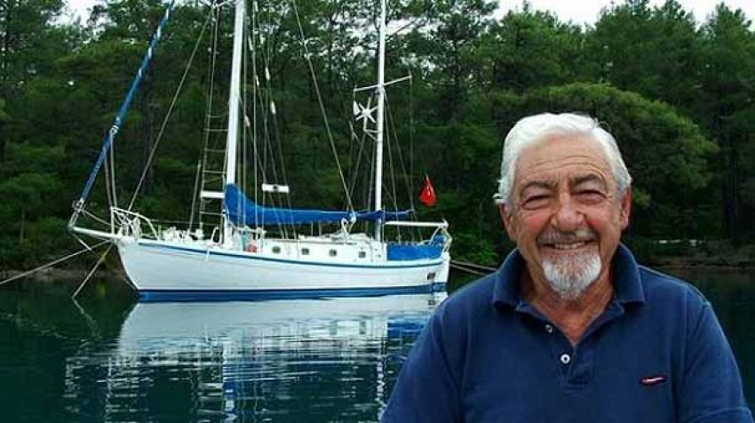 Ünlü Türk denizci Sadun Boro hayatını kaybetti