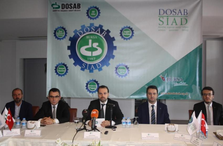 DOSABSİAD yeni yönetimi projelerini açıkladı
