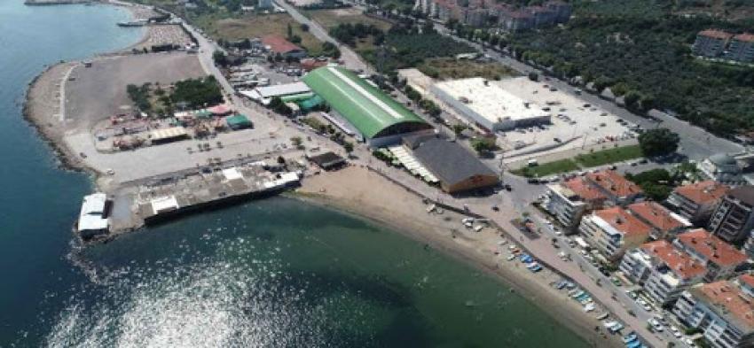Mudanya'da antik kentin üzerinde kurulan Özdilek'ten açıklama