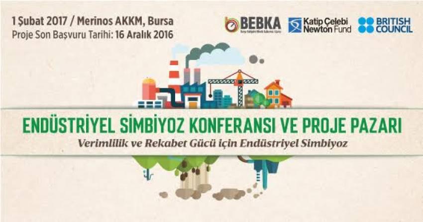 BEBKA Endüstriyel Simbiyoz Proje Pazarı düzenleyecek