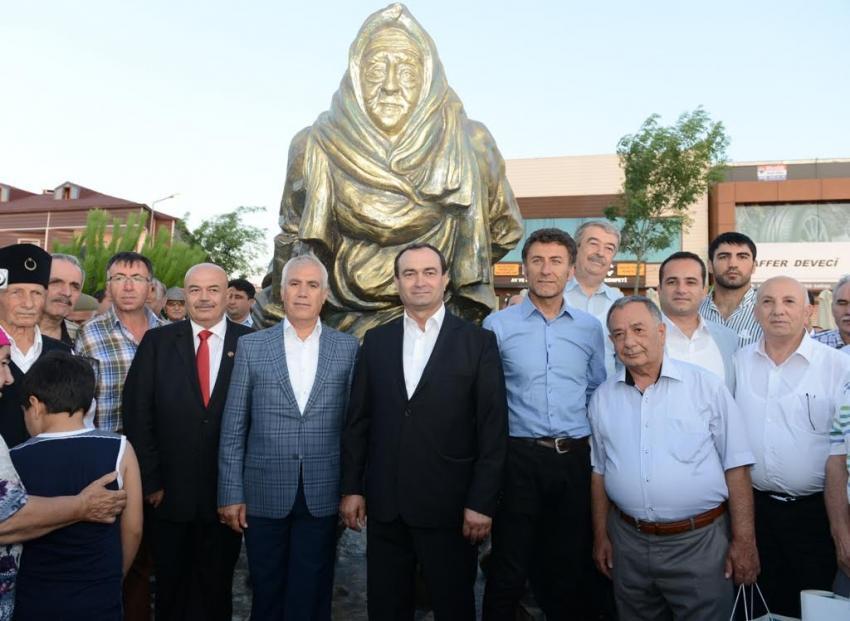 Ahıska sürgünü Nilüfer'de anıtlaştı