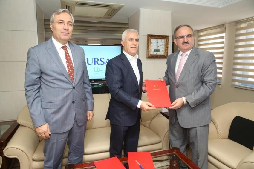 Bursa'nın önemli turizm merkezlerinden biri olacak