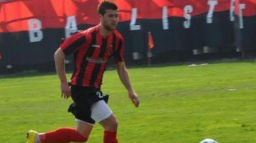 Makedon Berisha Bursaspor'da