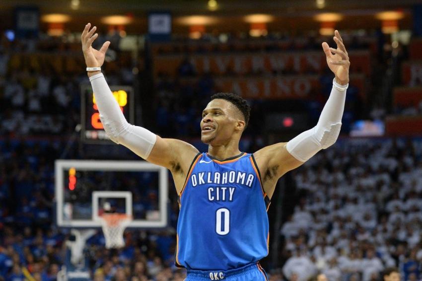 Westbrook, NBA tarihine geçti! 51 yıl sonra bir ilk...