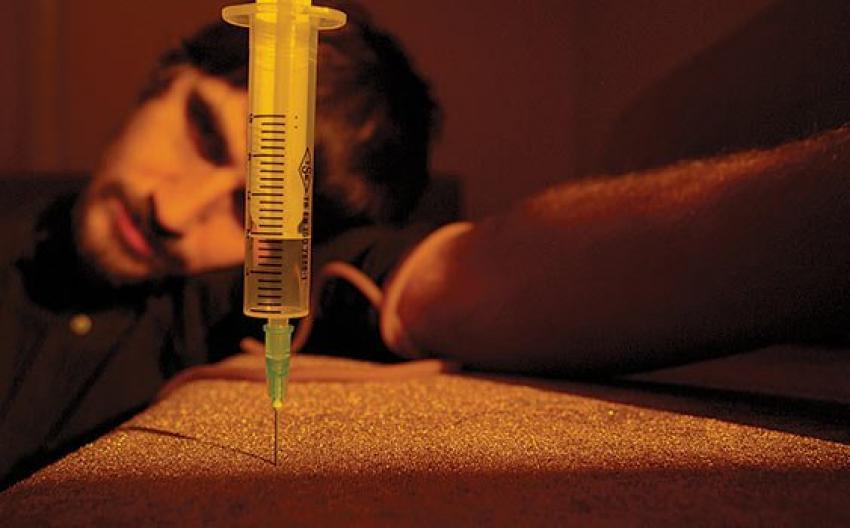 Bursa'da uyuşturucu kullanan gencin hazin sonu