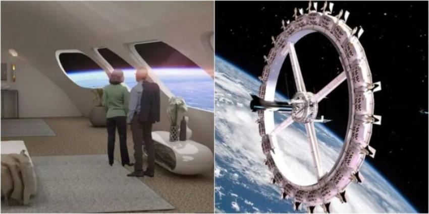 Uzay otelinde üç günlük konaklama ücreti açıklandı